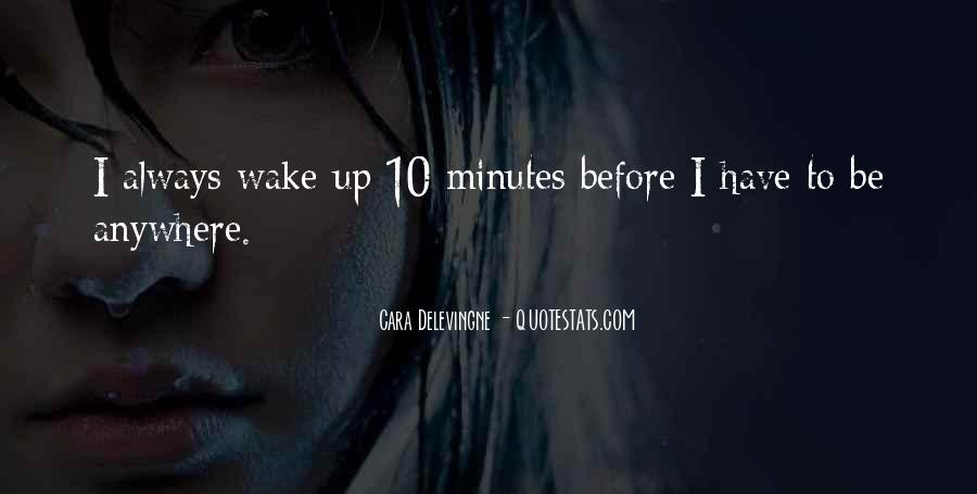 Before I Wake Quotes #323601