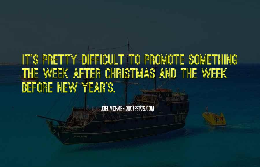 Before New Years Quotes #1567414