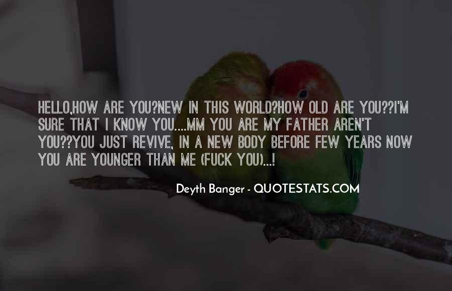 Before New Years Quotes #1766899