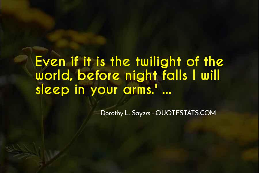 Before Night Falls Quotes #1431366