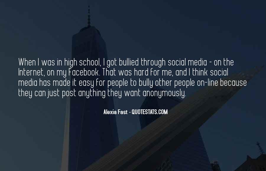 Quotes About Me For Facebook #1265840