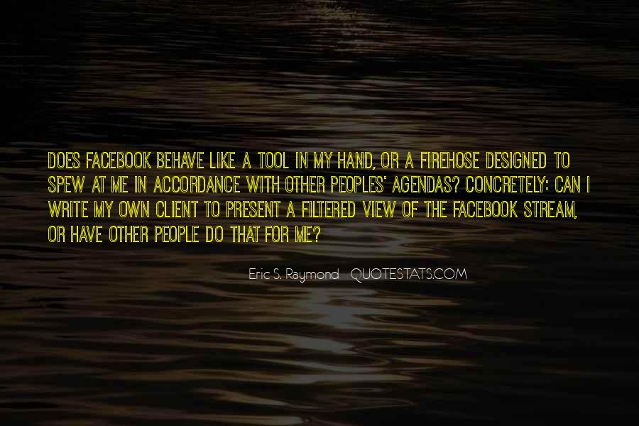 Quotes About Me For Facebook #229615