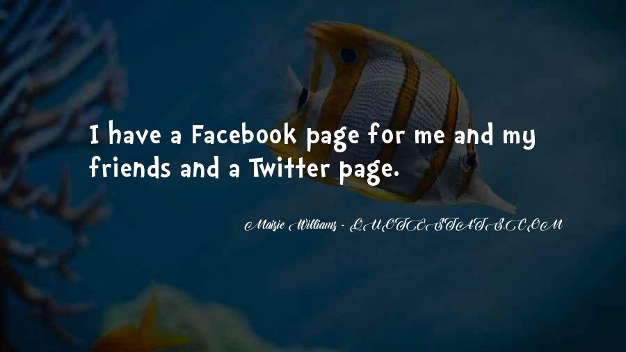 Quotes About Me For Facebook #539394