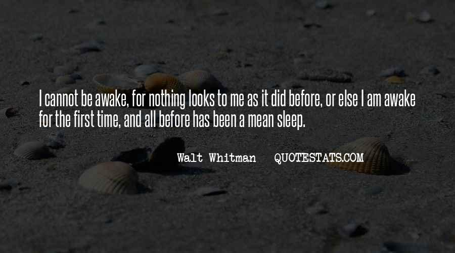 Before We Go To Sleep Quotes #171396