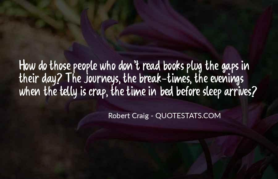 Before We Go To Sleep Quotes #179088
