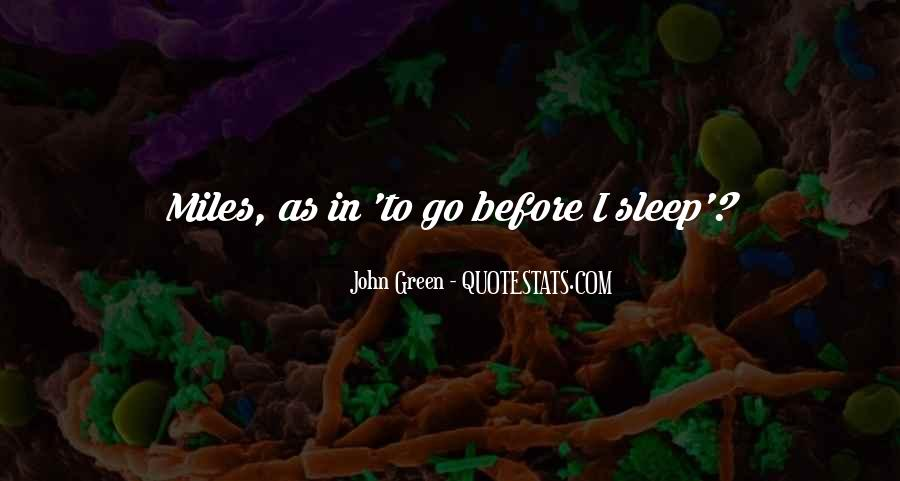 Before We Go To Sleep Quotes #203344
