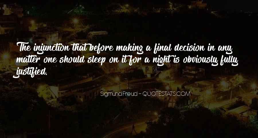 Before We Go To Sleep Quotes #27084