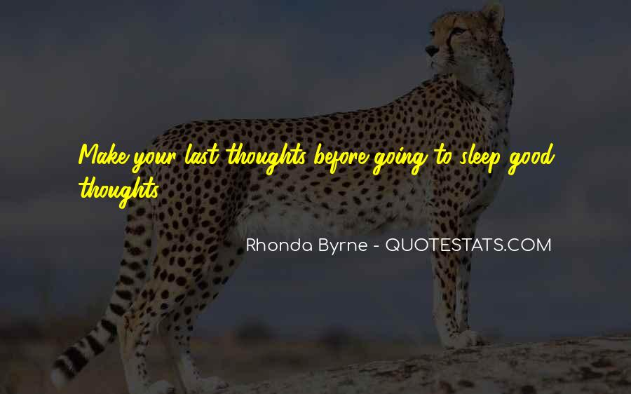 Before We Go To Sleep Quotes #58015