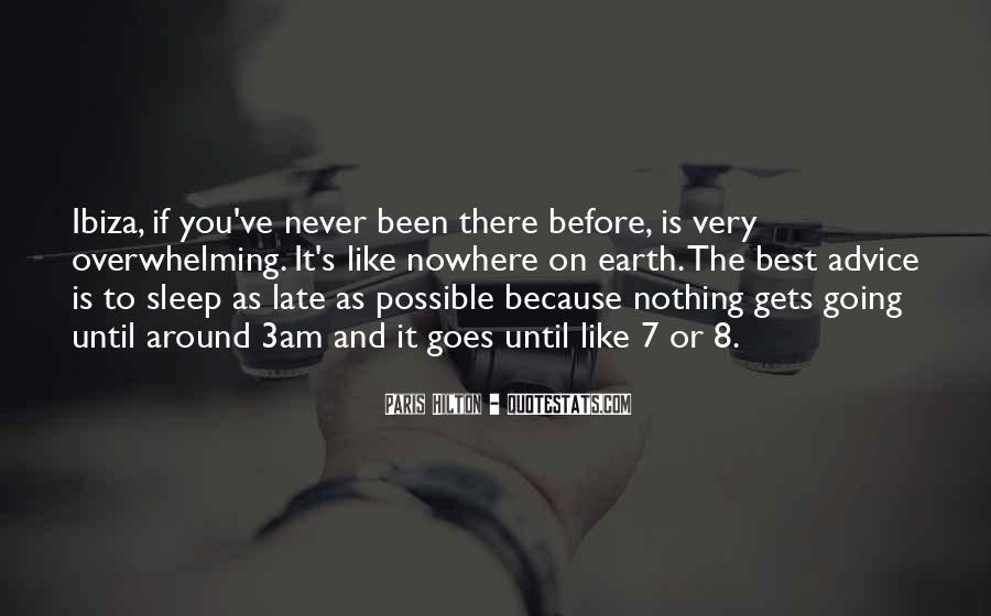 Before You Sleep Quotes #1345841