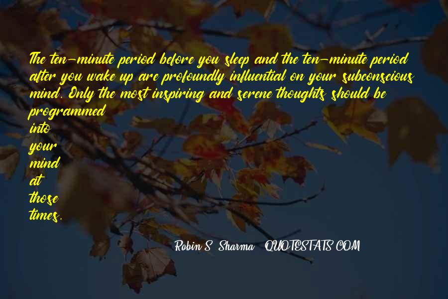 Before You Sleep Quotes #1370590
