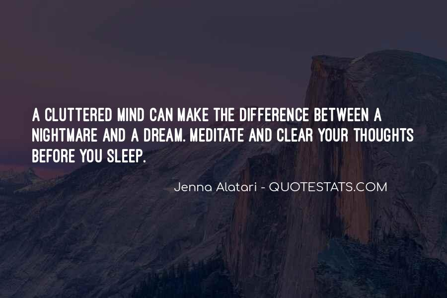 Before You Sleep Quotes #1485559