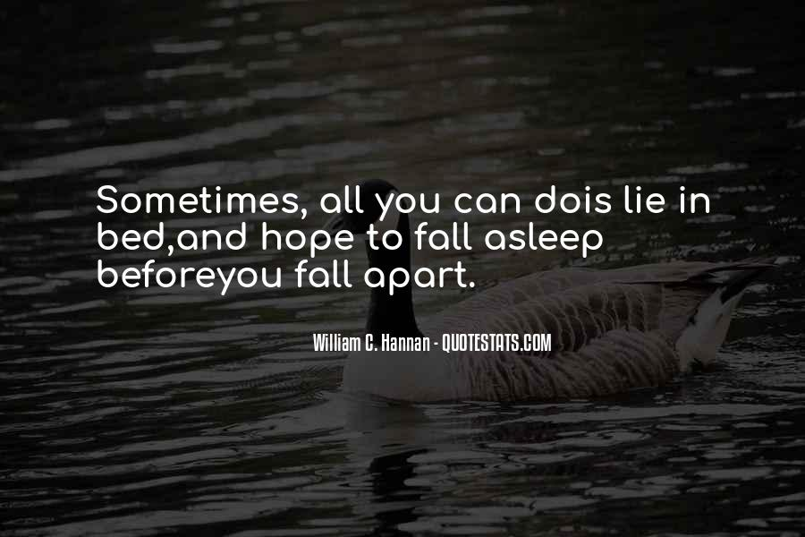 Before You Sleep Quotes #1487155