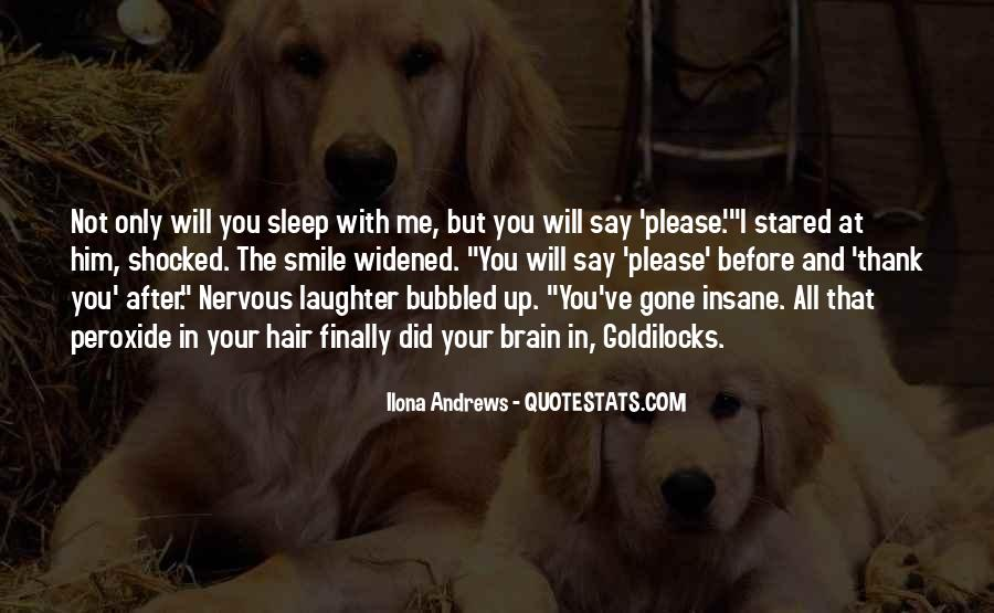 Before You Sleep Quotes #1650675