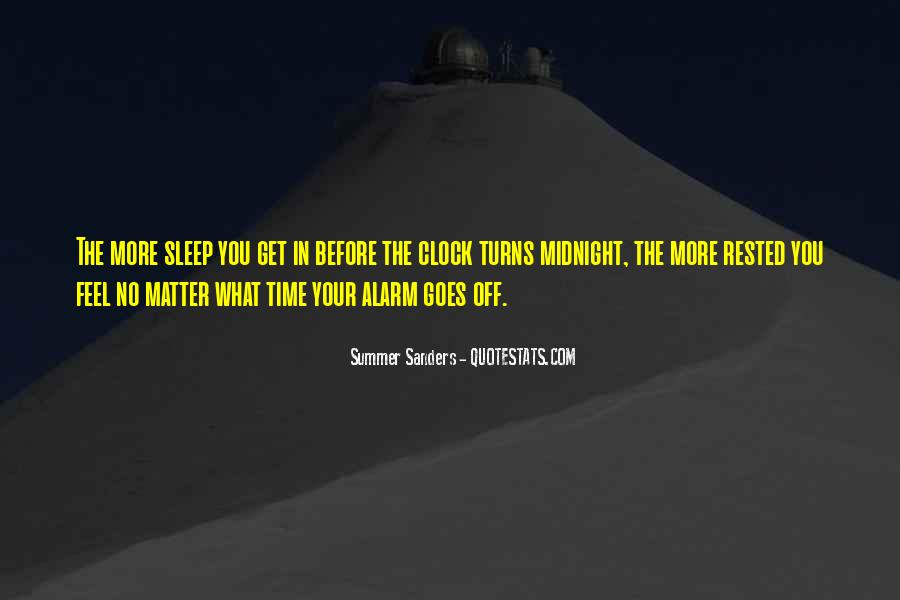 Before You Sleep Quotes #1651746
