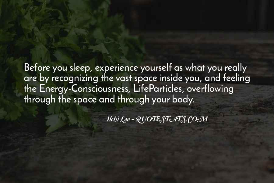 Before You Sleep Quotes #1753047