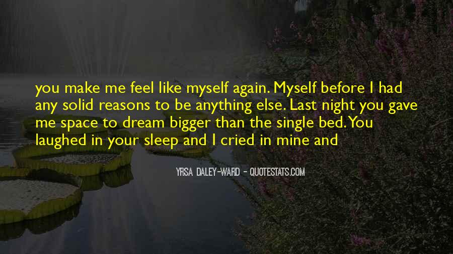 Before You Sleep Quotes #360624