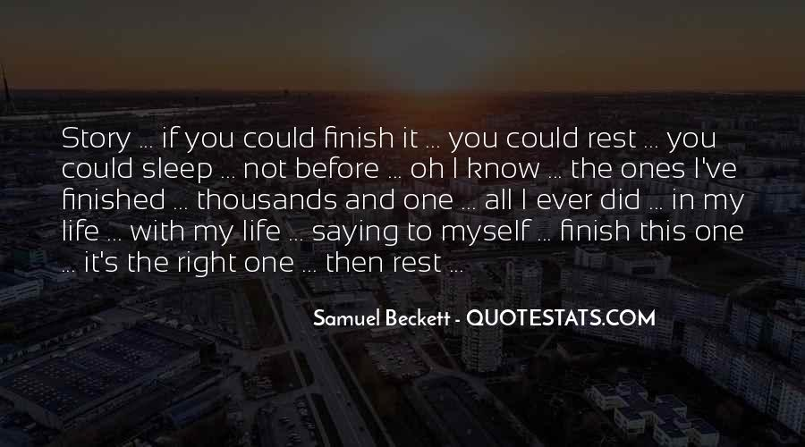 Before You Sleep Quotes #418129