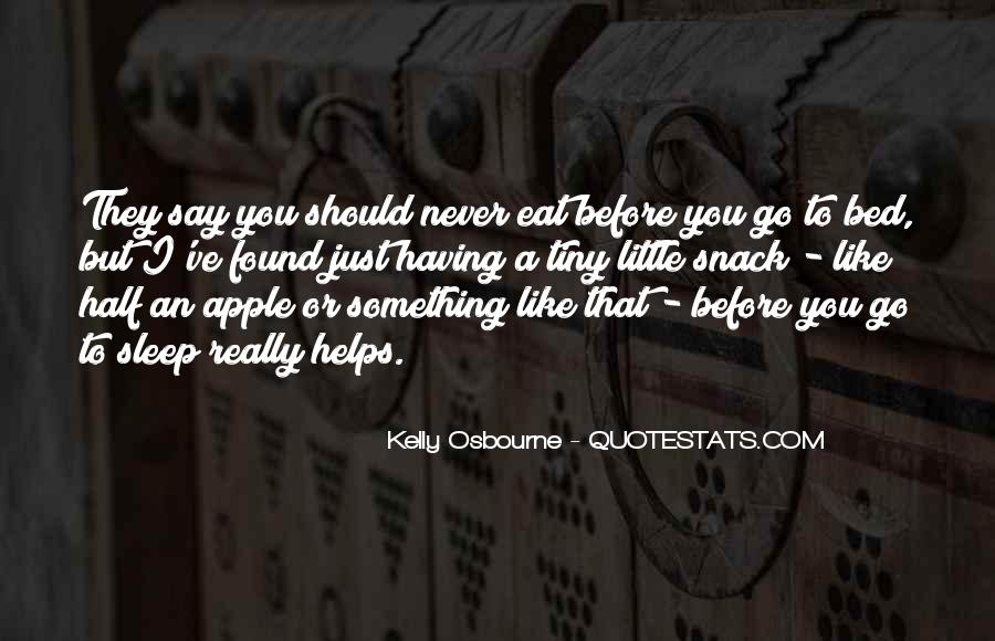 Before You Sleep Quotes #872341