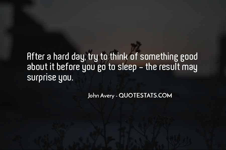 Before You Sleep Quotes #872935