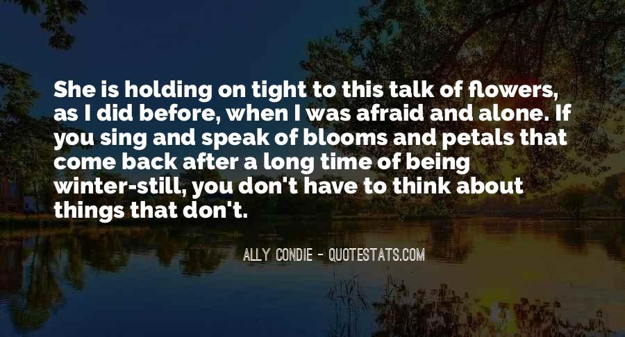 Before You Speak Quotes #217058