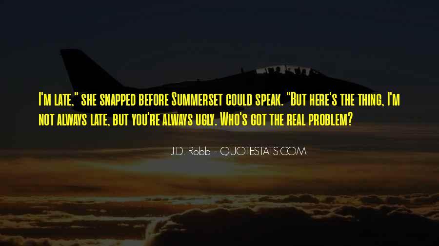 Before You Speak Quotes #278461