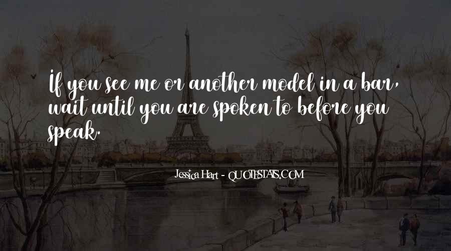 Before You Speak Quotes #278544