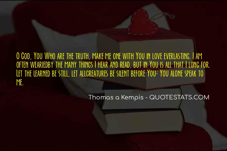 Before You Speak Quotes #486269