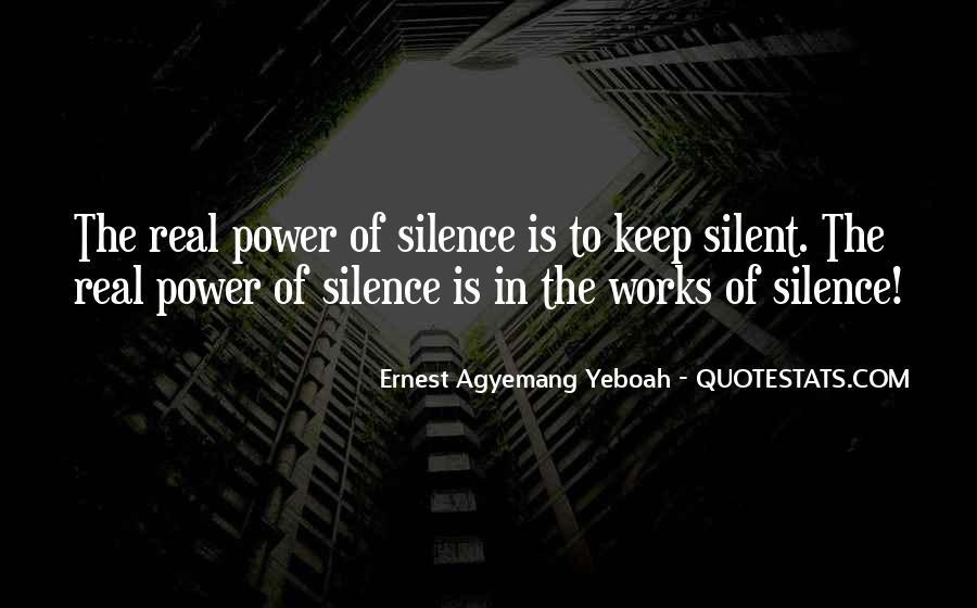 Before You Speak Quotes #626770