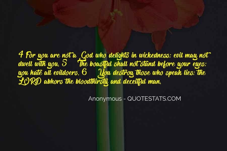 Before You Speak Quotes #766893