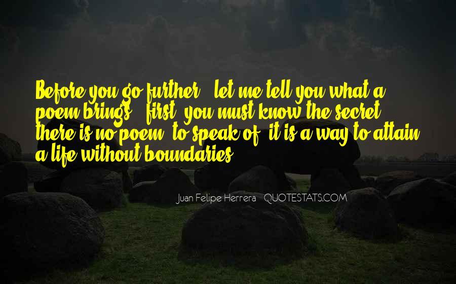 Before You Speak Quotes #881249