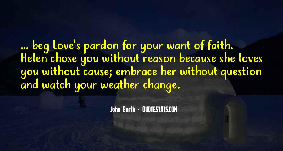 Beg Change Quotes #101925