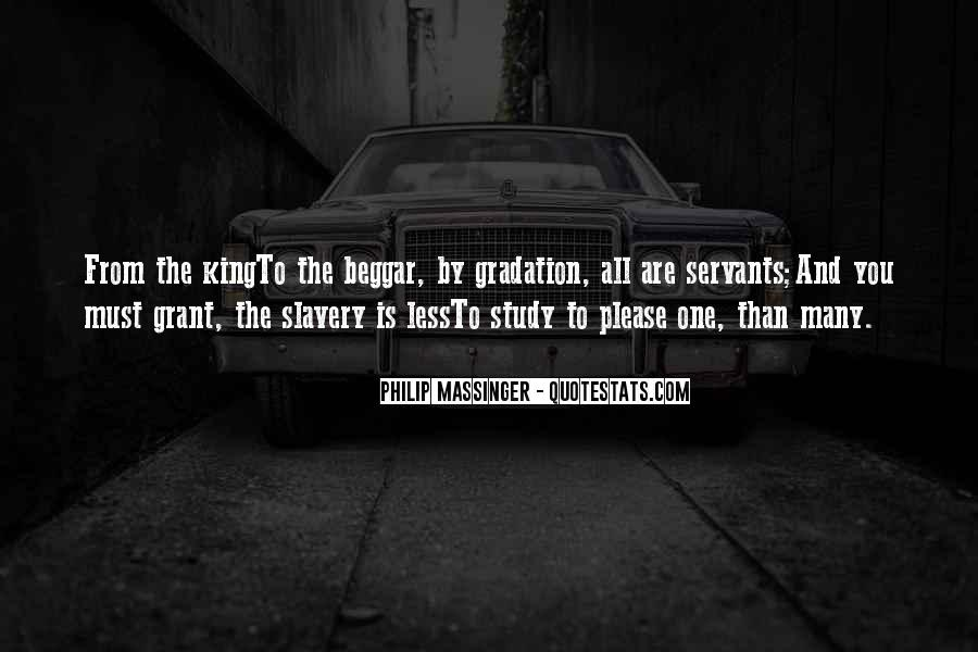 Beggar King Quotes #1633768