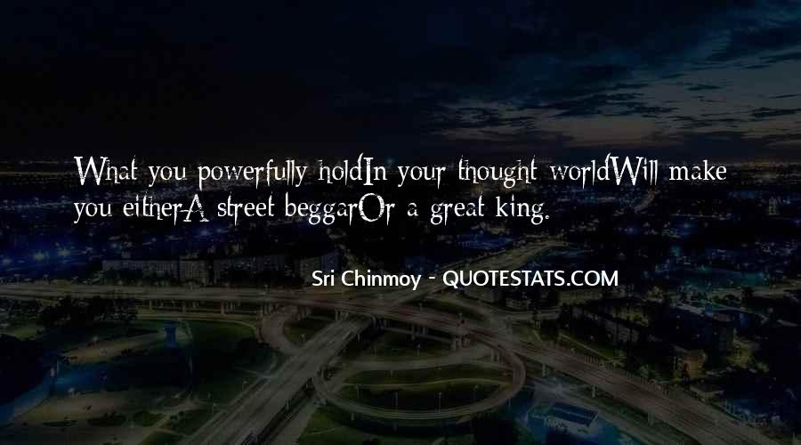 Beggar King Quotes #380468