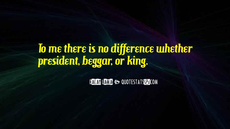 Beggar King Quotes #508251