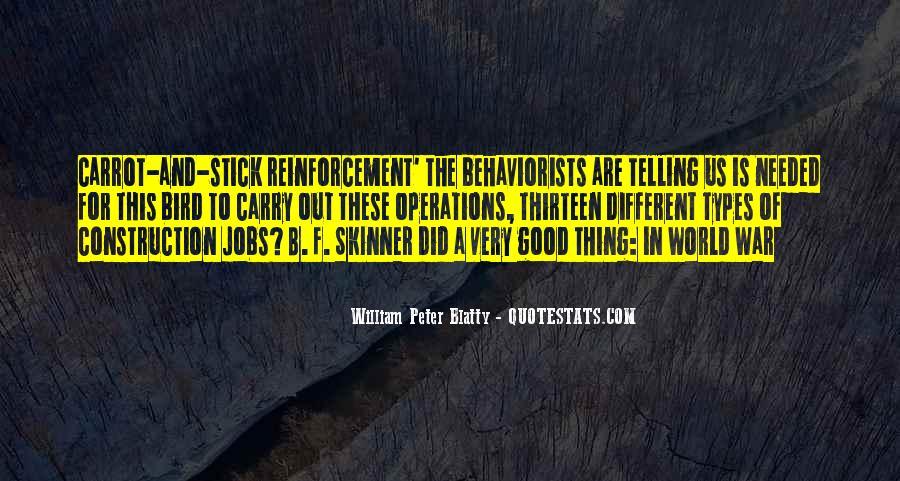 Behaviorists Quotes #443459