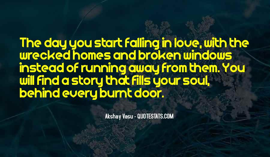 Behind Every Door Quotes #174688