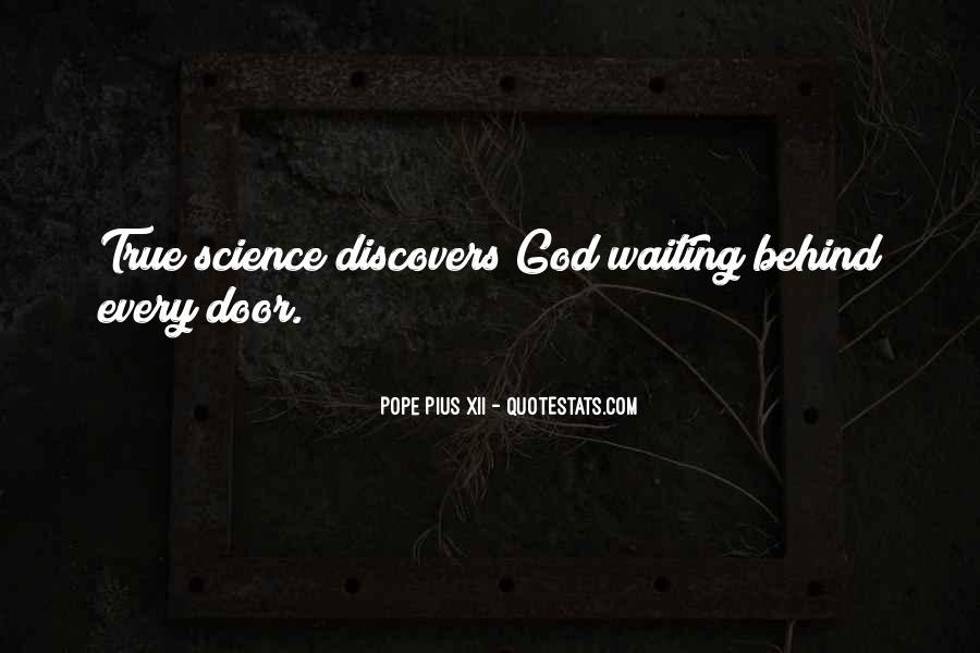 Behind Every Door Quotes #659155