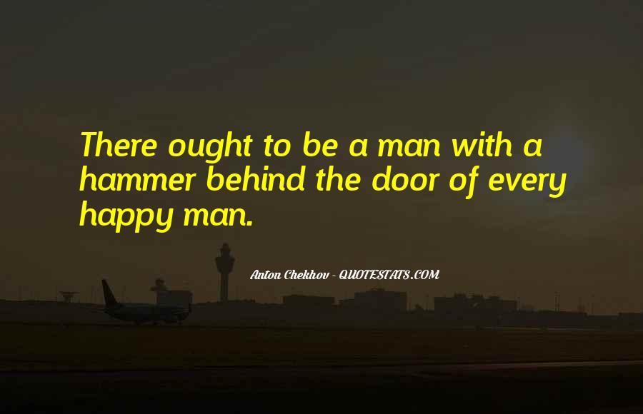 Behind Every Door Quotes #884554
