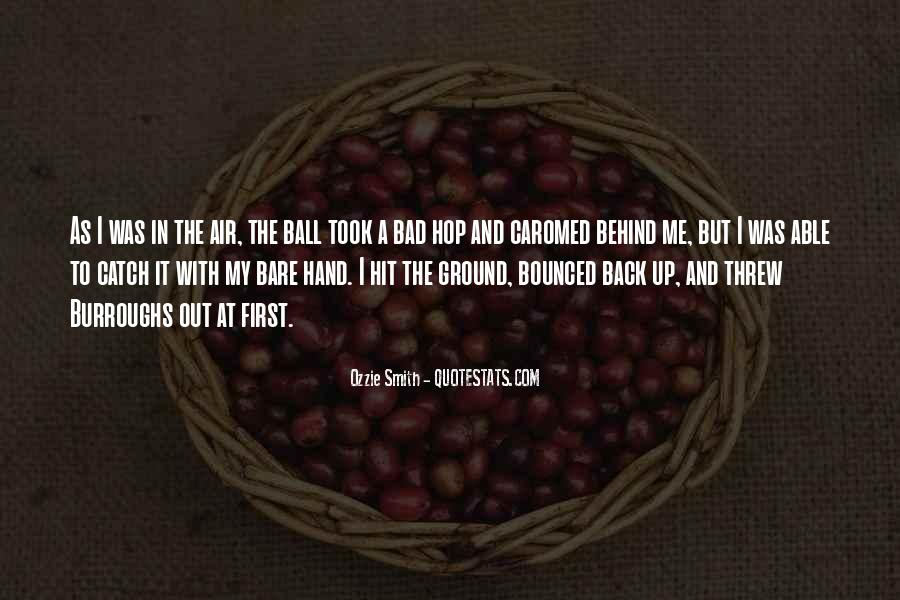 Behind The 8 Ball Quotes #1801170