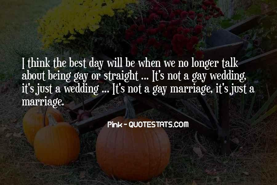 Being A Gay Quotes #634683