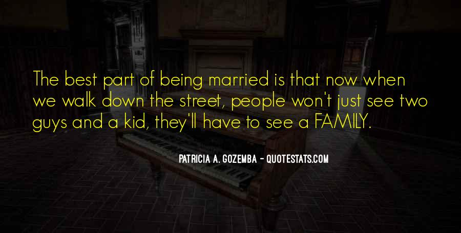 Being A Gay Quotes #87716