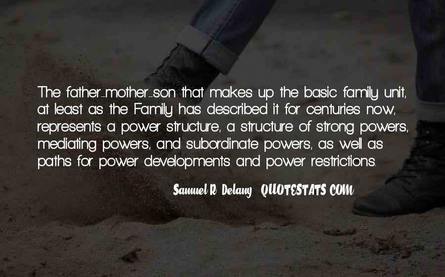 Being A Strong Father Quotes #1045927