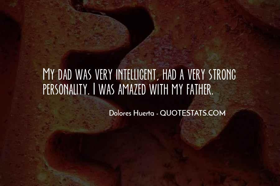 Being A Strong Father Quotes #227573