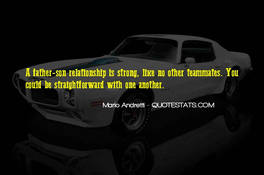 Being A Strong Father Quotes #535844