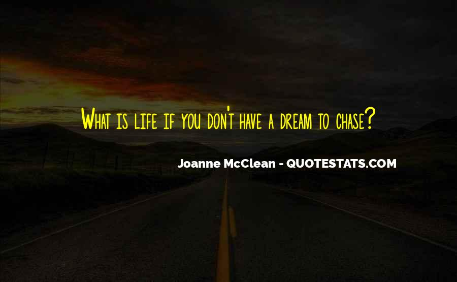 Quotes About Mcclean #1587672