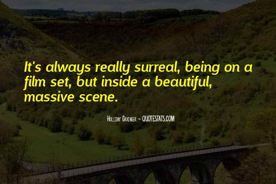 Being Beautiful Inside Quotes #1764108