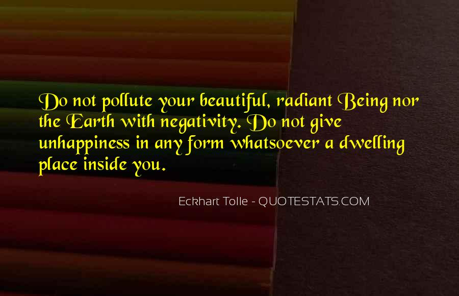 Being Beautiful Inside Quotes #531674