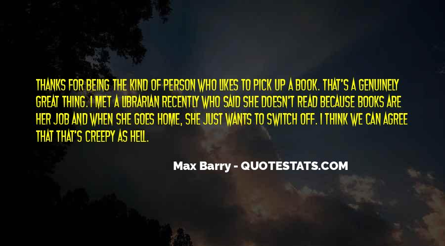 Being Great Quotes #11253