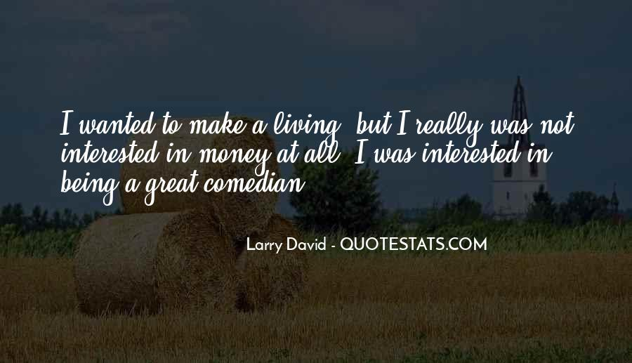Being Great Quotes #18566