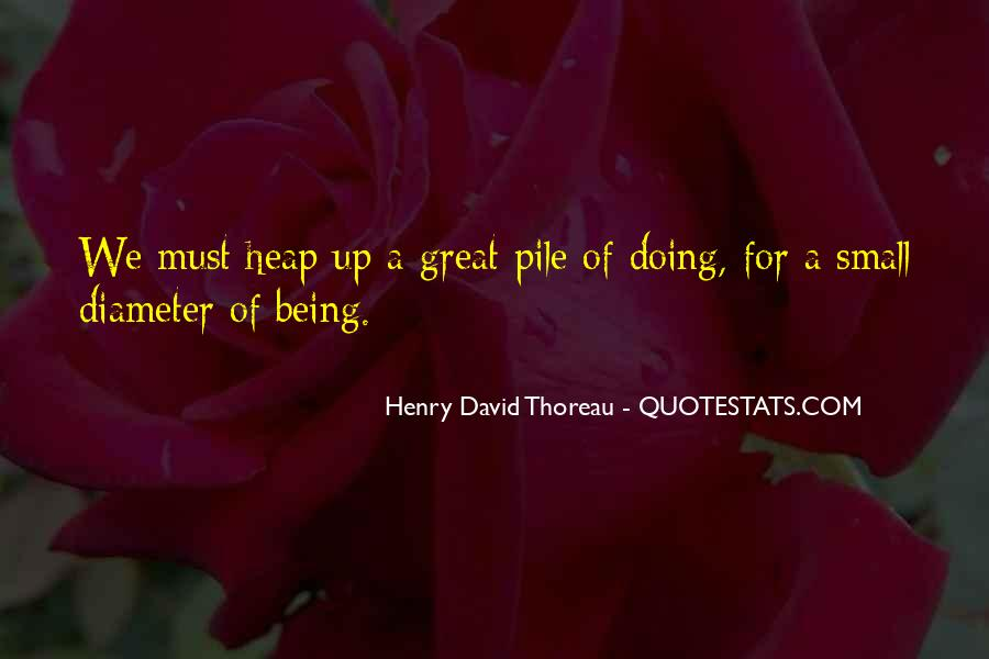 Being Great Quotes #27663